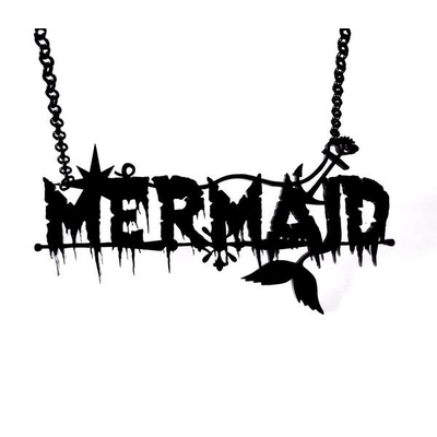 Collier Mermaid