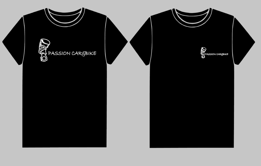 T-shirt Passion car & bike 1