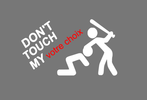 don\'t touch my