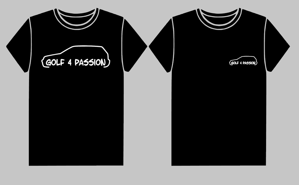 T-shirt Golf 4 passion 3