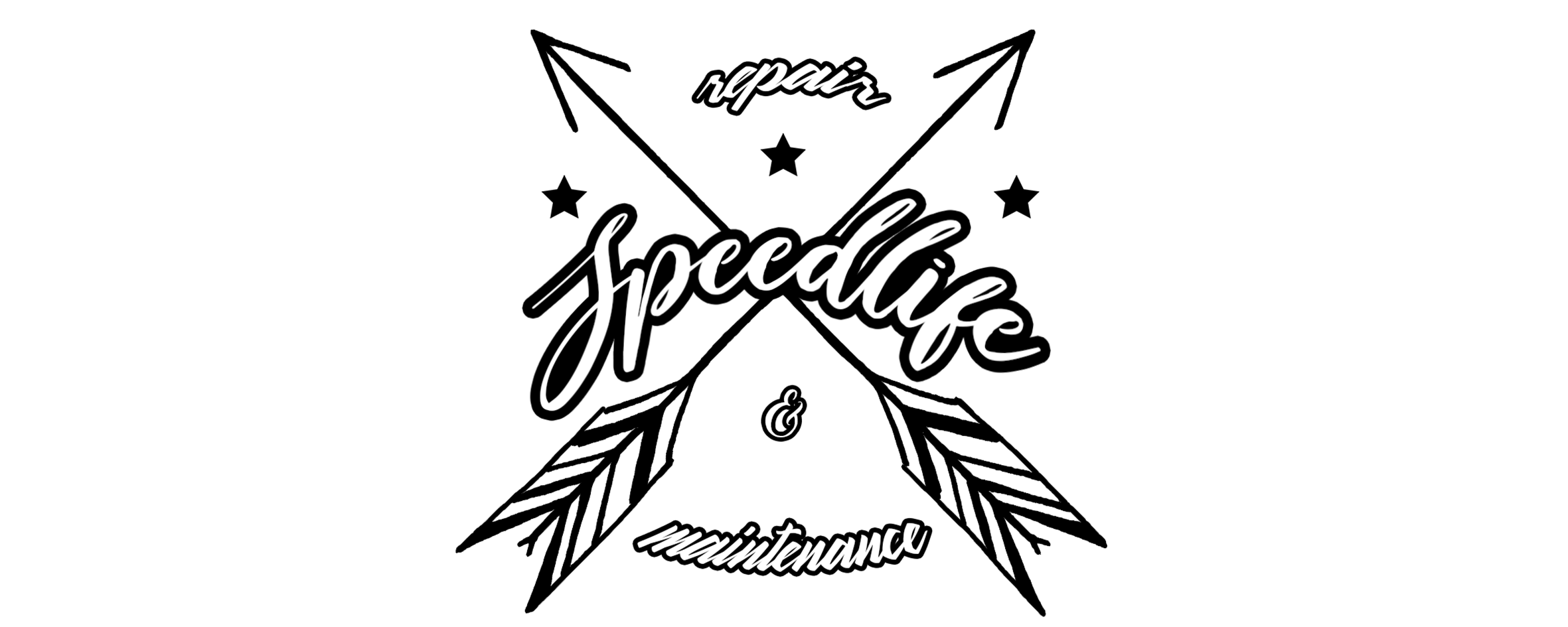 Stickers Speedlife 20*8