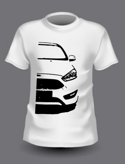 T-shirt Ford Fiesta