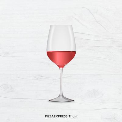 Vin rosé 25cl