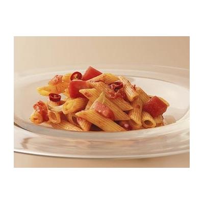 Penne Jambon crème Tomate