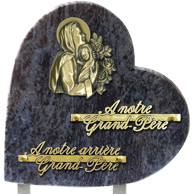 plaques fun raires boutique lost funeraire. Black Bedroom Furniture Sets. Home Design Ideas