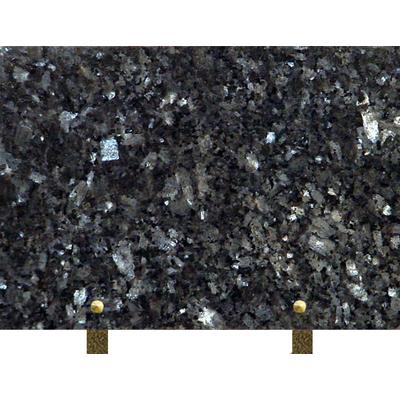 Plaque granit à graver Labrador