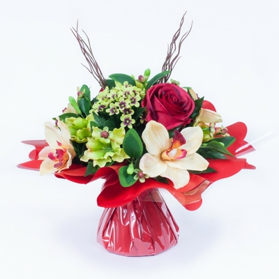 Bouquet bulle