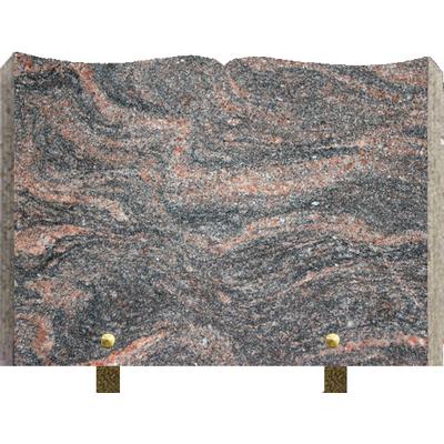 Plaque granit livre à graver Himalaya
