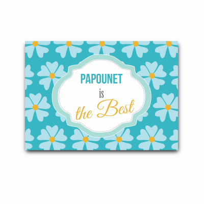 carte-papounet-is-the-best