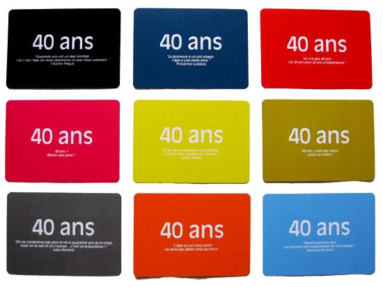 Connu Invitation Anniversaire 40 Ans Homme Vh94 Montrealeast