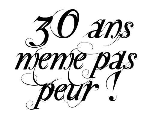 clipart gratuit anniversaire 30 ans - photo #50