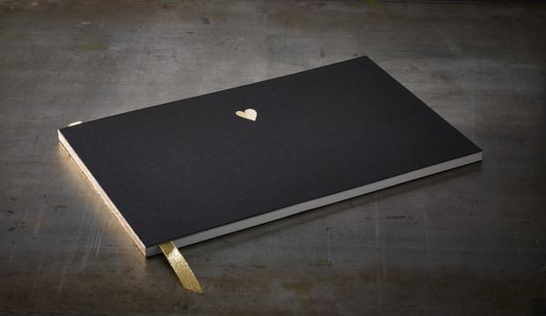 grand livre d or coeur