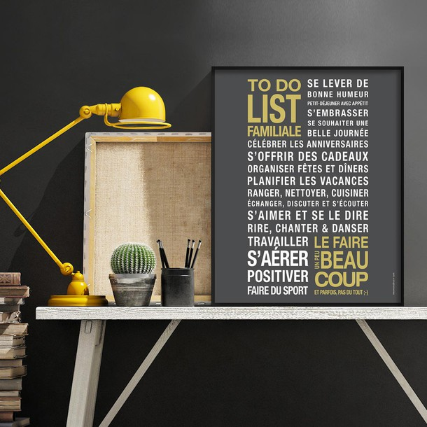 to-do-list-affiche
