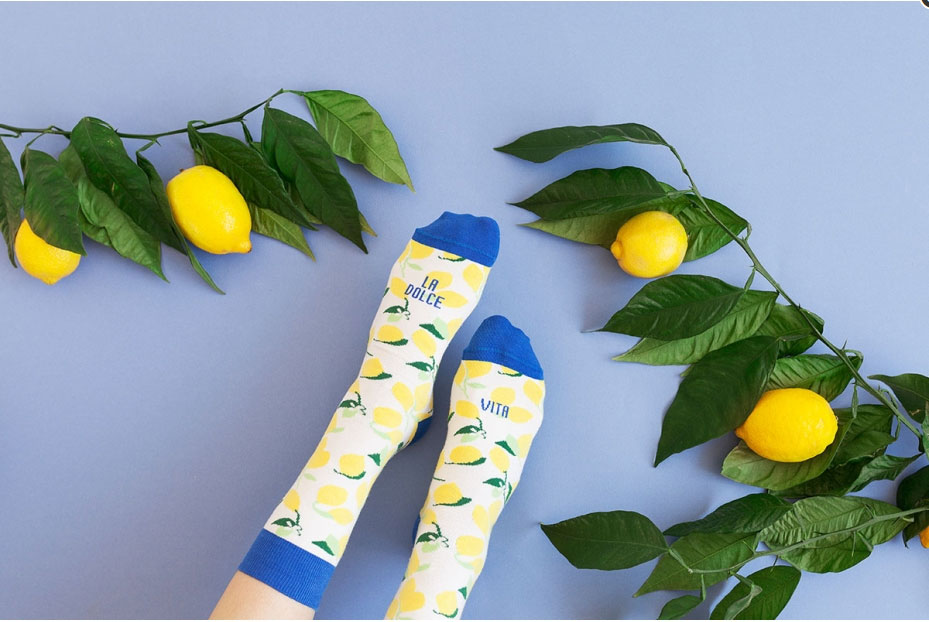 chaussettes-femmes-Dolce-vita