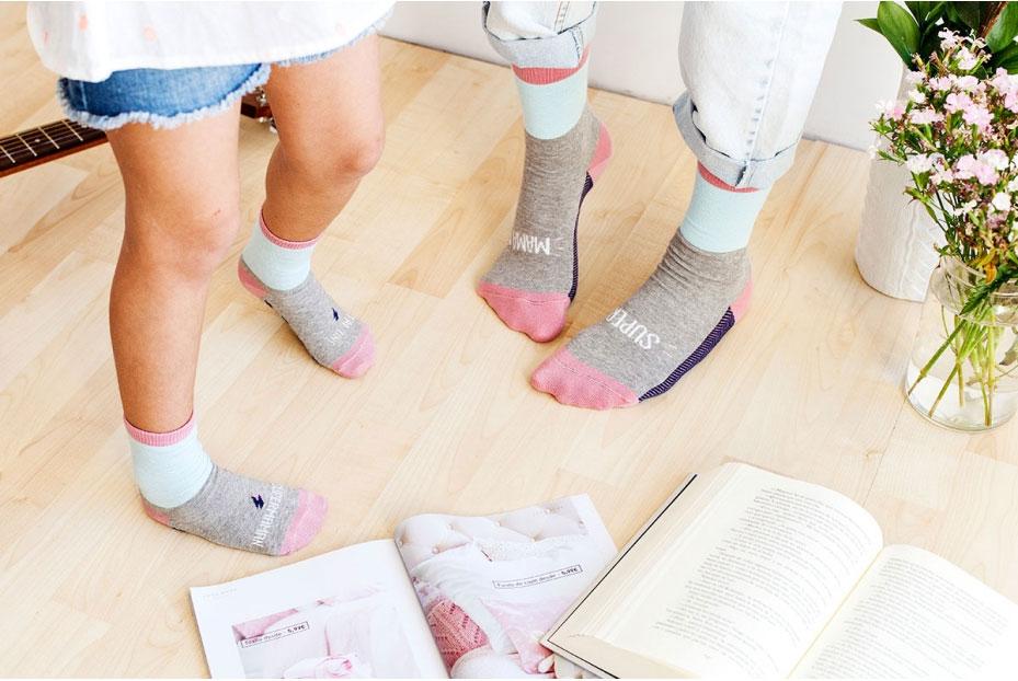 chaussettes-femmes-super-maman