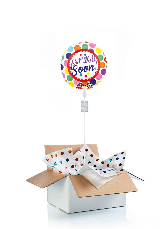"""Préférence Ballon """"surprise"""" gonflé à l'hélium : bon rétablissement TO38"""