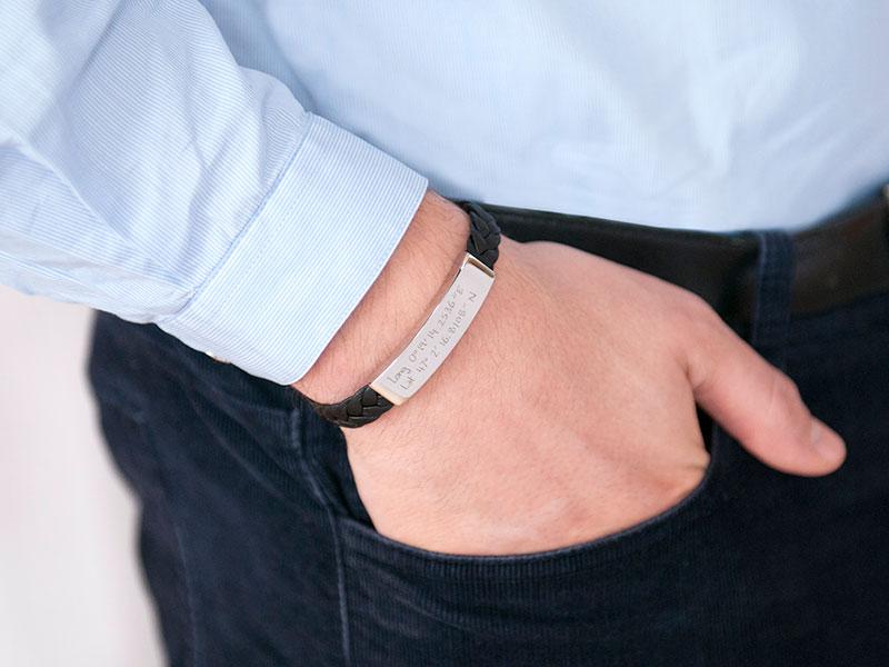 bracelet-tresse-personnalise