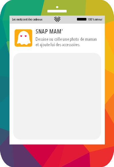 Love-phone-maman-snap