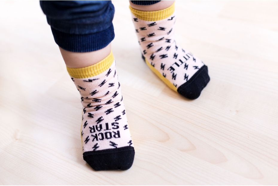 mini-chaussettes-little-rock-star
