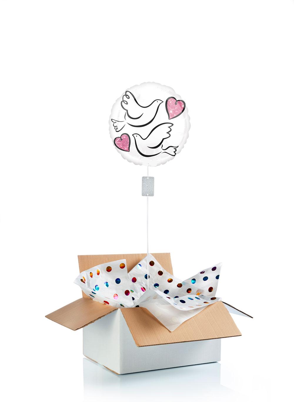 Ballon-helium-colombres-mariage-amour