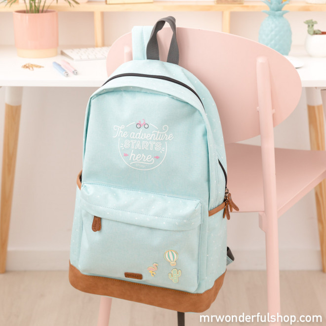 sac vert mr wonderfull