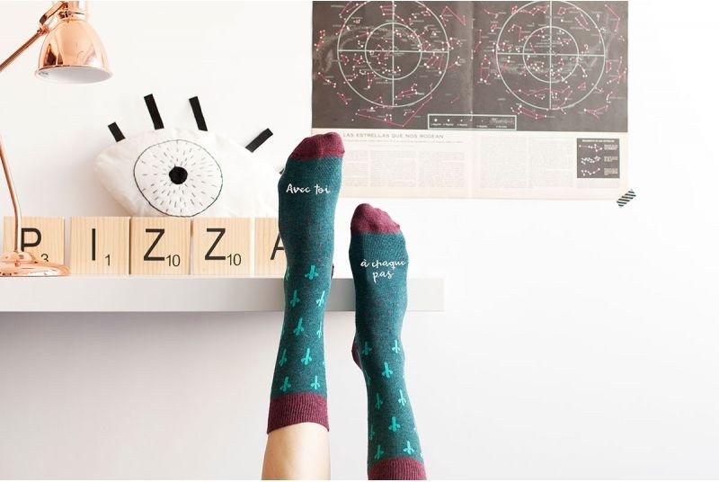 chaussettes-avec-toi-a-chaque-pas-vertes-2