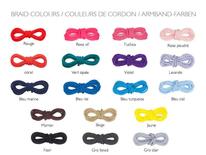 couleur cordon