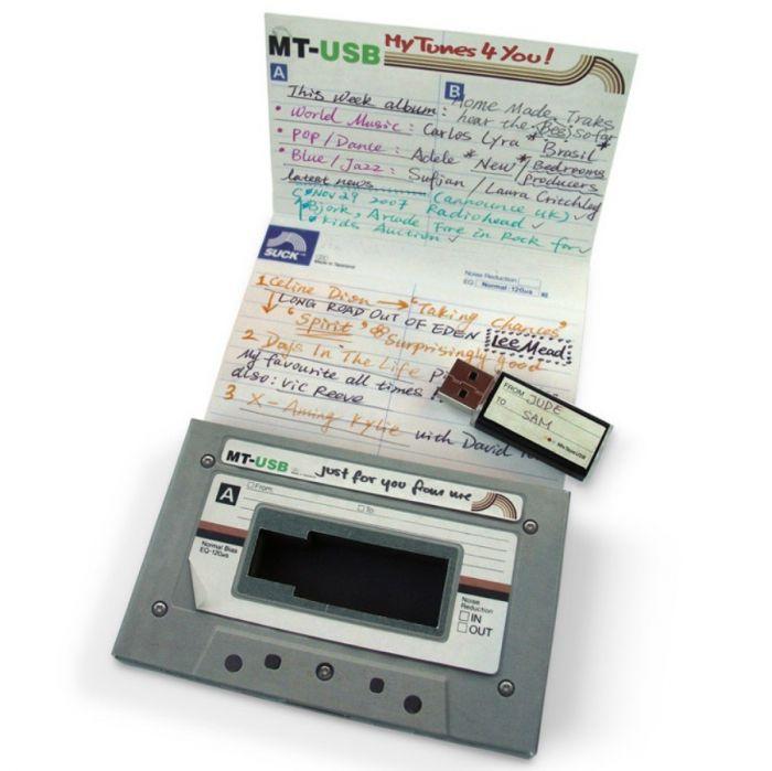 cassette vintage cle usb