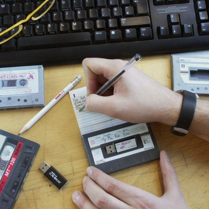 cassette-cle usb