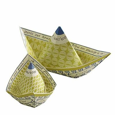 8 Bateaux de voeux - wishboats