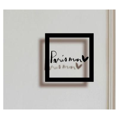 """Sticker cadre """"Paris mon amour"""""""