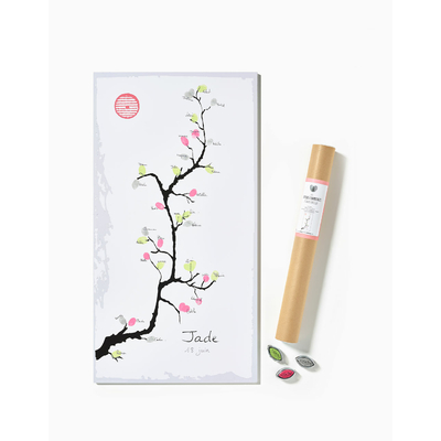 affiche-empreintes-cerisier-anniversaire-bapteme