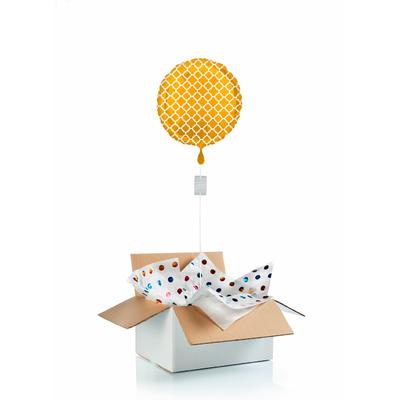 Ballon-helium-dore