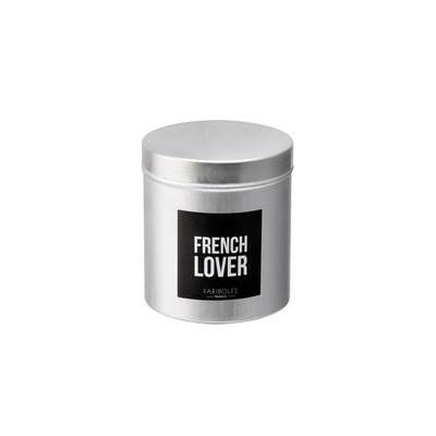 Bougie parfumée à message French lover