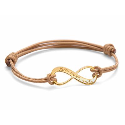 """Bracelet femme personnalisé """"amour infini"""""""