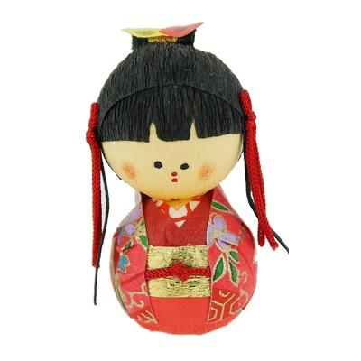Porte-bonheur Okiagari Princesse Hime