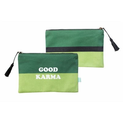 "Pochette ""good karma"""