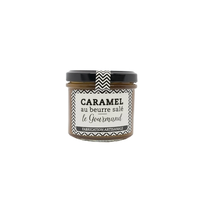 "Caramel au beurre salé ""le gourmand"""