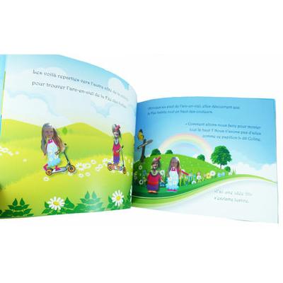 """Au pays de l'amitié . livre personnalisé pour 2 """"meilleur(e)s ami(e)s"""" de 3 à 6 ans"""