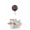 Ballon-helium-50-ans-rose