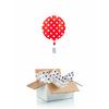 Ballon-helium-pois-rouge