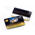 Love card : votre message et photo personnalisés sur une fausse carte bancaire
