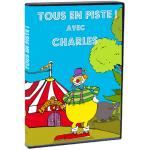 """Dessin animé personnalisé pour garçon fille de 2 à 7 ans : """"Tous en piste avec..."""""""