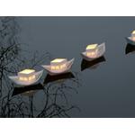 """3 bateaux-lumière """"rite de passage"""""""