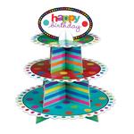 Stand à gateaux et bonbons pour un anniversaire