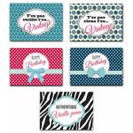 5 cartes postales d'anniversaire