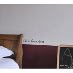 "Sticker Poetic Wall ""Fais de beaux rêves"""