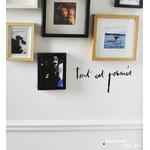 """Sticker Poetic Wall """"Tout est permis"""""""