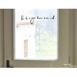 """Sticker Poetic Wall """"Pas de nuage dans mon ciel"""""""