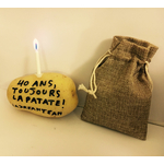 Poste ta patate...d'anniversaire